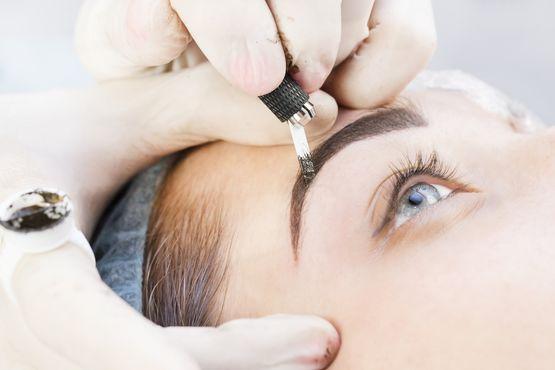 Semi-Permanent Makeup Treatments: Eye Brows, Eyeline, Lips